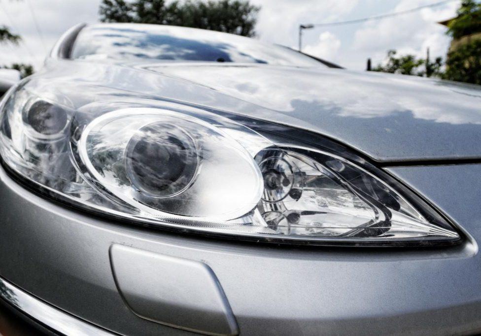 Car Detailers Brisbane - Headlight Restoration 2